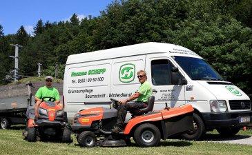 Grünraumpflege Hannes Schepp